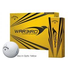 Callaway Warbird Golfbold med logo / tryk