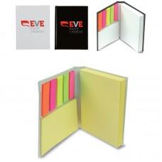 Notesbog Hardcover med logo / tryk