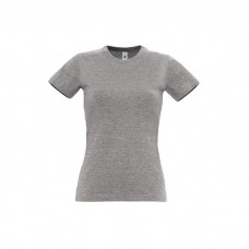 T-Shirt Exact 190 Dame med logo / tryk